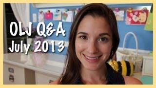 OLJ Q&A (July 2013)