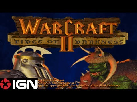 warcraft ii tides of darkness pc