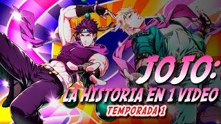 Jojo's Bizarre Adventure: La Historia en 1 Video (Primera Parte)