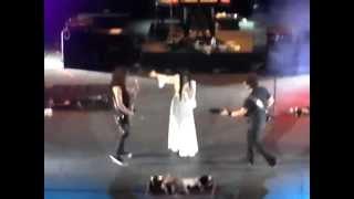 Tarja - Bless The Child/Die Alive/Until My Last Breath (Teatro de la Ciudad, Mexico 2012)