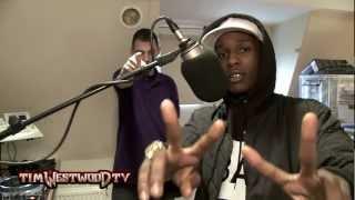 A$AP Rocky Freestyle   Westwood