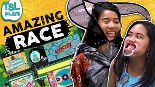 TSL Plays: The Amazing Race
