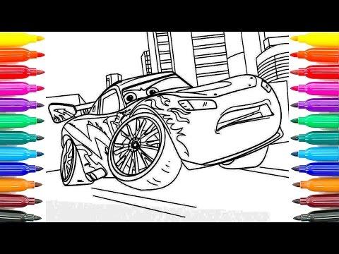 mp4 Cars 3 Kleurplaat, download Cars 3 Kleurplaat video klip Cars 3 Kleurplaat