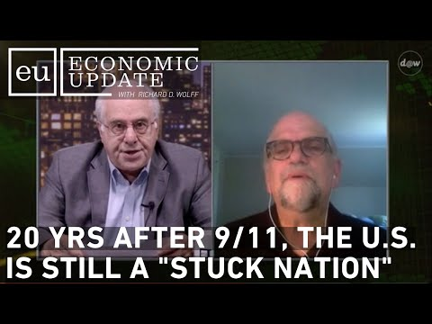 Economic Update: 20 Years After 9/11, The U.S. Is Still A Stuck Nation