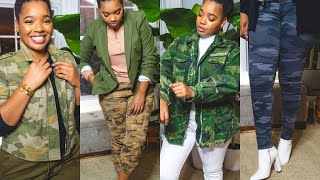 Fall Outfit Ideas 2020 | Styling Camo