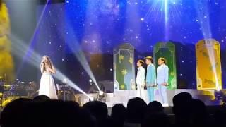 MARIELLE MONTELLANO AND TNT BOYS SING A MILLION DREAMS | TNT ALL-STAR SHOWDOWN