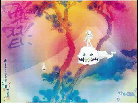 KIDS SEE GHOSTS - 4th Dimension (feat. Louis Prima)
