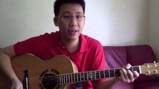 The First Noel Instructional - Christmas Carol Cover (Daniel Choo)