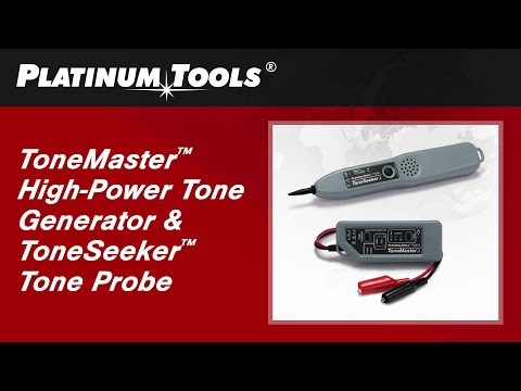 Professional Tone and Probe Video
