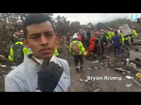 Un incansable Bryan localiza cuerpos de sus familiares en la zona cero