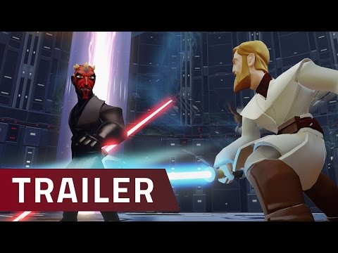 Disney Infinity 3.0 - Trailer mit den Star-Wars-Figuren