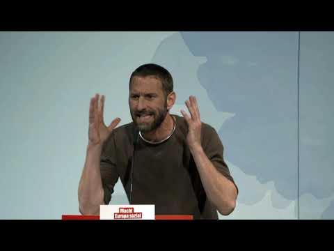 """Europa-Konvent: Tadzio Müller von der """"Climate Justice Action"""""""