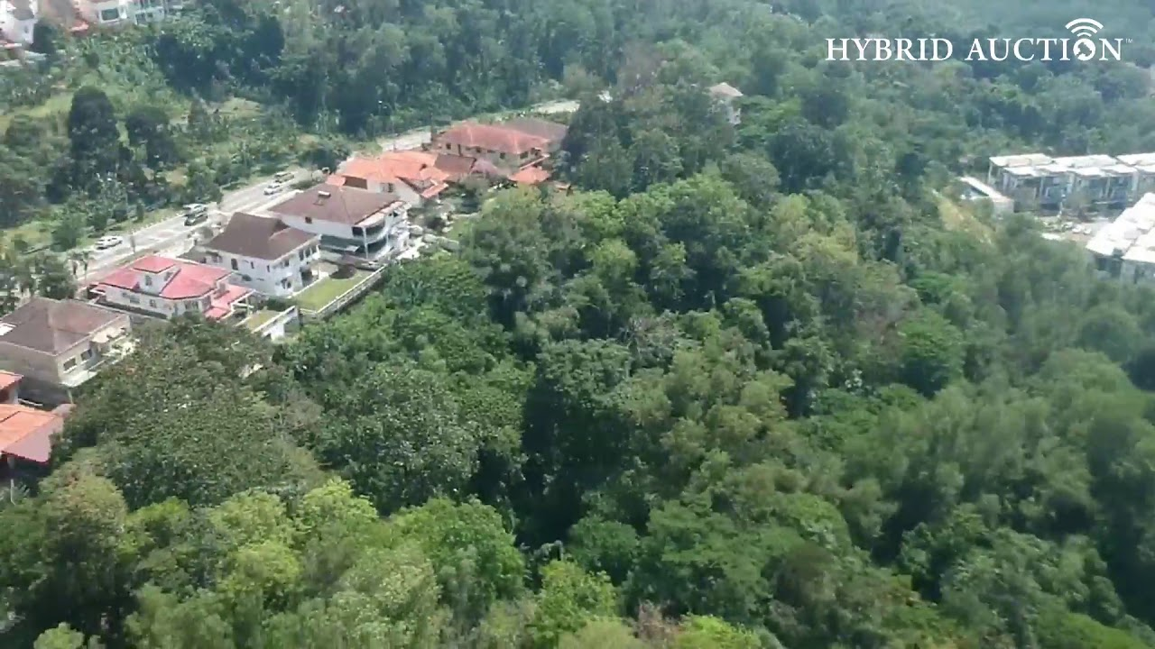[Owner Auction™] SOLD!! A 15.8 Acre Land near Beverly Heights, Ampang.