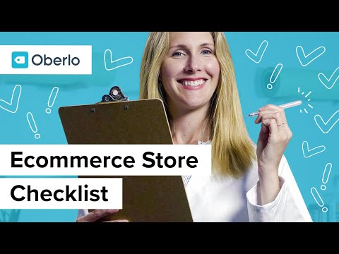 How to Start an Ecommerce Business Online Store Checklist