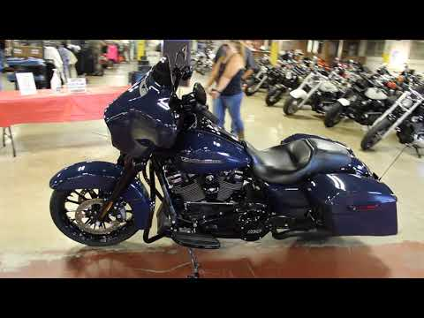 2019 Harley-Davidson Street Glide® Special in New London, Connecticut - Video 1