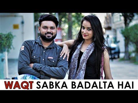 Waqt Sabka Badalta Hai | Time Changes | Heart Touching Hindi Love Story | Fuddu Kalakar