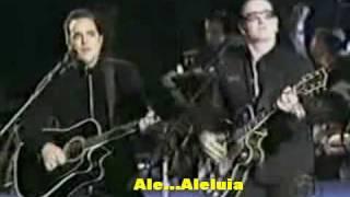 U2 One / Aleluia - legendado em Português Brasil HQ