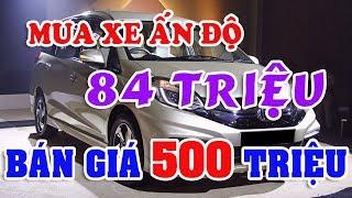 Xe Ấn Độ nhập giá 84 triệu bán ra gần 500 triệu   Mẫu xe nhỏ của Nhật có giá 296 triệu