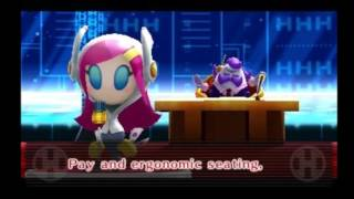 Kirby Planet Robobot Dark Matter