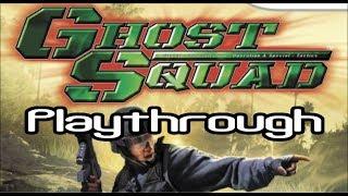 Ghost Squad Playthrough