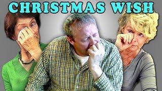 Elders React to Brenda Schmitz's Christmas Wish