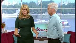 This Morning - 5th September: Opening/Holly talks about her son starting school