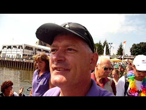 Vierdaagse 2010 - zesde keer over de Maas