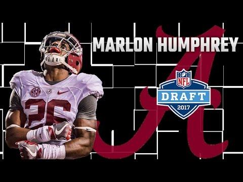 NFL Draft Profile: Marlon Humphrey