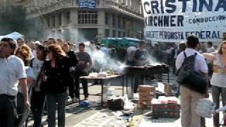 2910 Velatório Del Expresidente De La República Argentina Néstor Kirchner