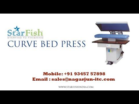 Legger Press Laundry Equipment