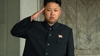 Ким Чен Ын хуячит брейкданс