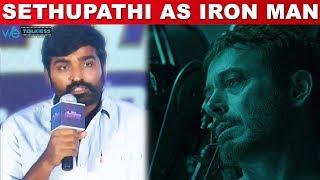 avengers endgame tamil trailer vijay sethupathi interview