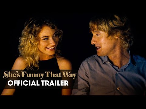 She's Funny That Way (Trailer 2)