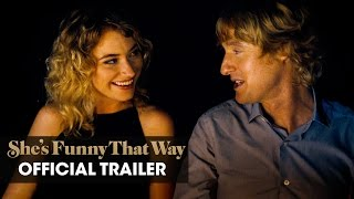 She's Funny That Way - Official Trailer