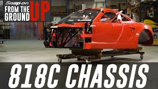 The First-Ever 818C w/ Factory Five (Part 1)- Snap-on® Tools From The Ground Up