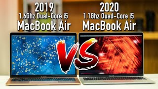 2019 vs 2020 MacBook Air - Every Difference Tested!