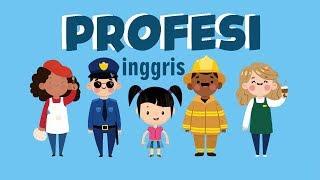 Belajar Membaca Nama-nama Profesi Bagian 3 dalam Bahasa Inggris | Bunbun Learning Profession