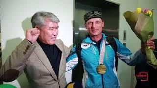 Моя медаль всему народу Казахстана – Александр Колядин