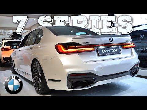 BMW 7 Series 730d 2021