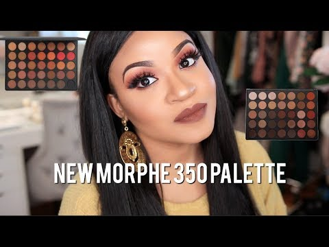 Morphe 35O 2 Palette | Tutorial + First Impressions