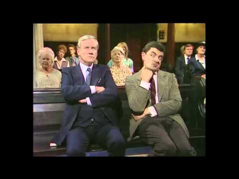 EPISODE Mr  Bean   Sneaking Sweets in Church