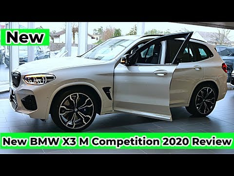 New BMW X3 M Competition 2020 Review Interior Exterior