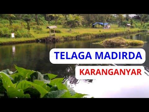 Pesona Telaga Madirda Karanganyar Jawa Tengah - Wisata Alam Murah Meriah Solo Raya