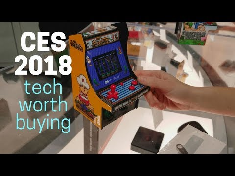 CES 2018: Stuff I Would Actually Buy edition (видео)