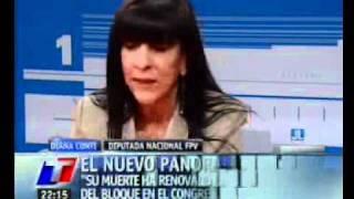 La Muerte De Néstor Kirchner  VIDEO 1