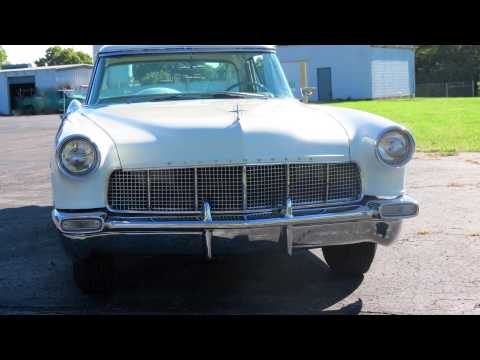 Video of '56 Continental Mark II - FHXK