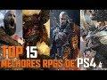 Top 15 Melhores Jogos De Rpg Para Ps4 At O Momento