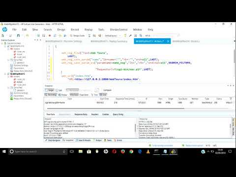 correlation 5 - web_reg_save_param_Ex and Regexp - Thủ thuật