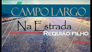 Na Estrada com Requião Filho mostra a realidade de Campo Largo