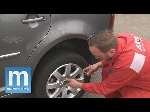 "Tutorial: Reifenwechsel beim Auto - ""Do it yourself""-Anleitung"